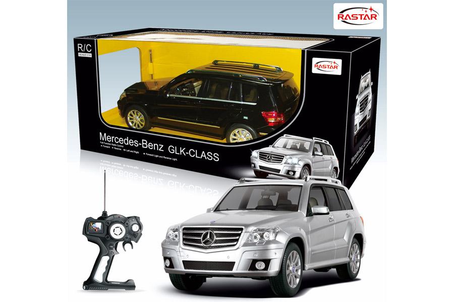 Rc rastar 1 14 mercedes benz glk class black for Mercedes benz battery warranty