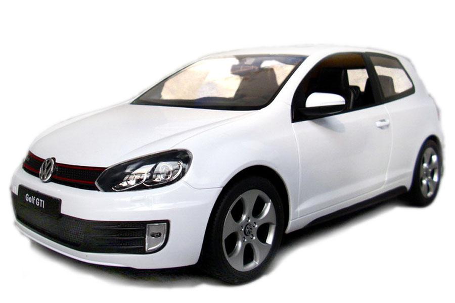 rc rastar 1 12 volkswagen golf gti white. Black Bedroom Furniture Sets. Home Design Ideas